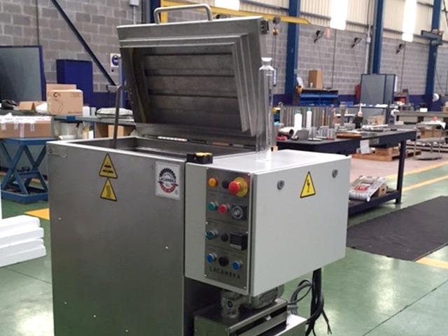 Lavadora de Colectores LC 80/50 CD-SA