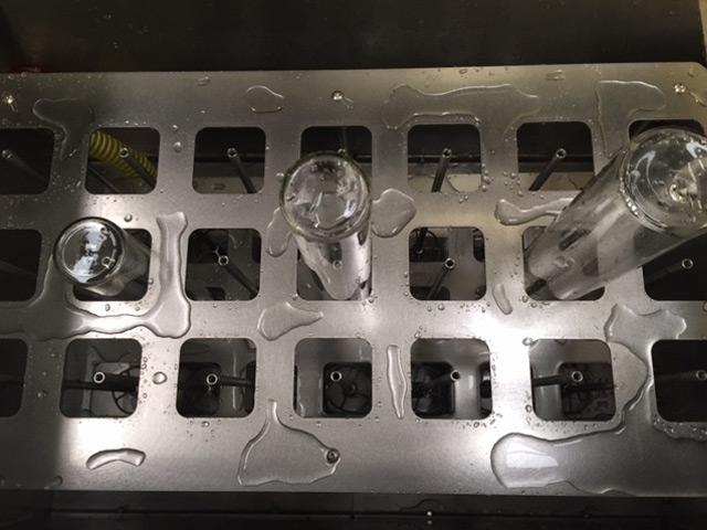 Lavadora de Colectores