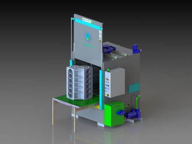 Lavadora de Carga Frontal LCE 1500 CF-SA