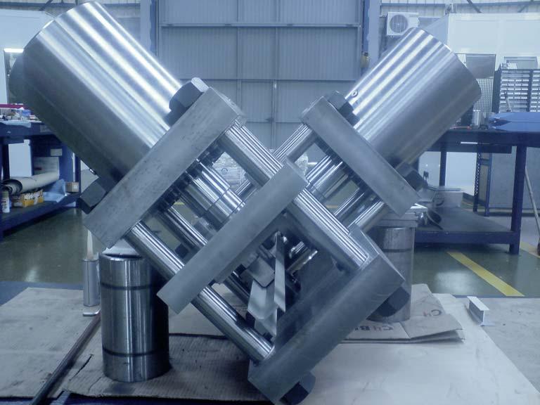 Fábrica Lavadora de Piezas Lacambra